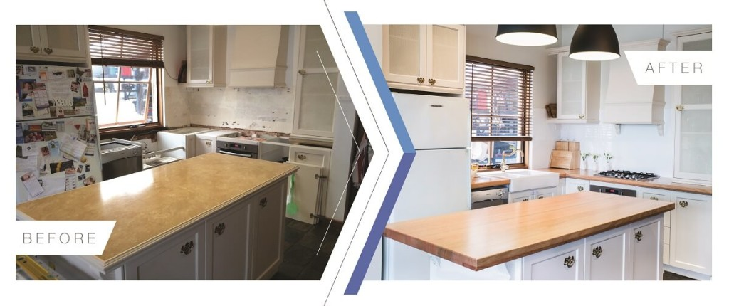 Kitchen Renovations, Transformational Makeovers