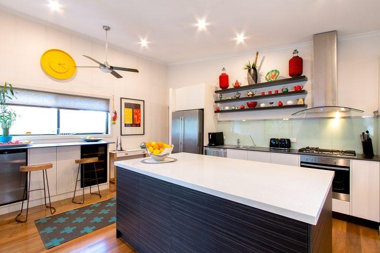 Upper Sturt, Kitchen Gallery, After Transformation, Transform-A-Space