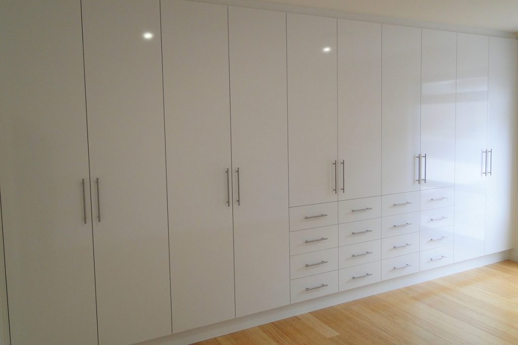 Aldinga Beach, Hinged Wardrobes Gallery, After Transformation, Transform-A-Space
