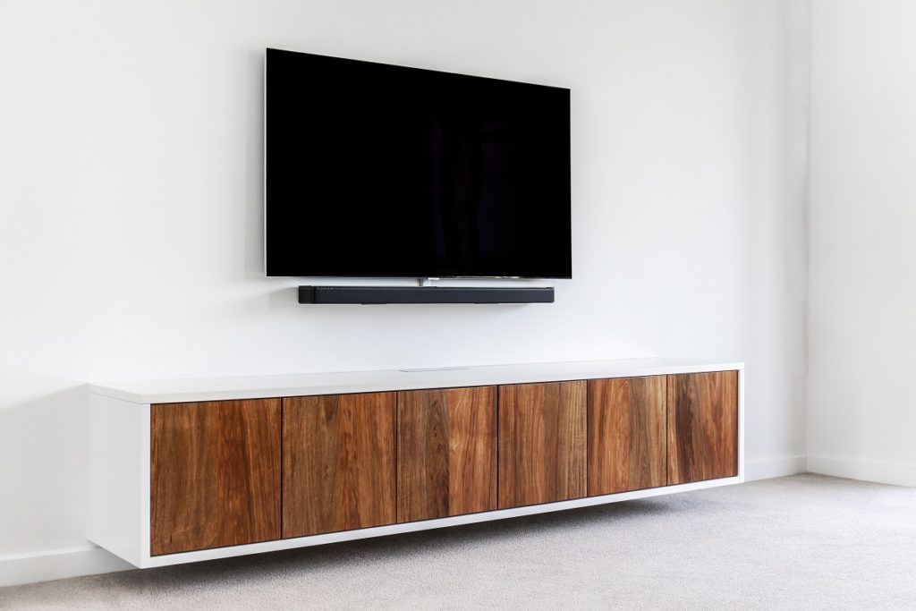 Beaumont Entertainment Unit 2, Transform-A-Space