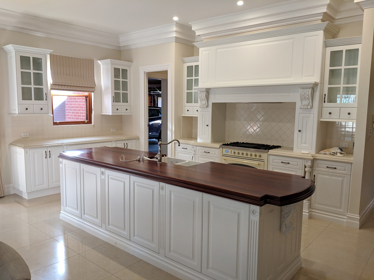 Kitchen Facelift, Toorak Gardens