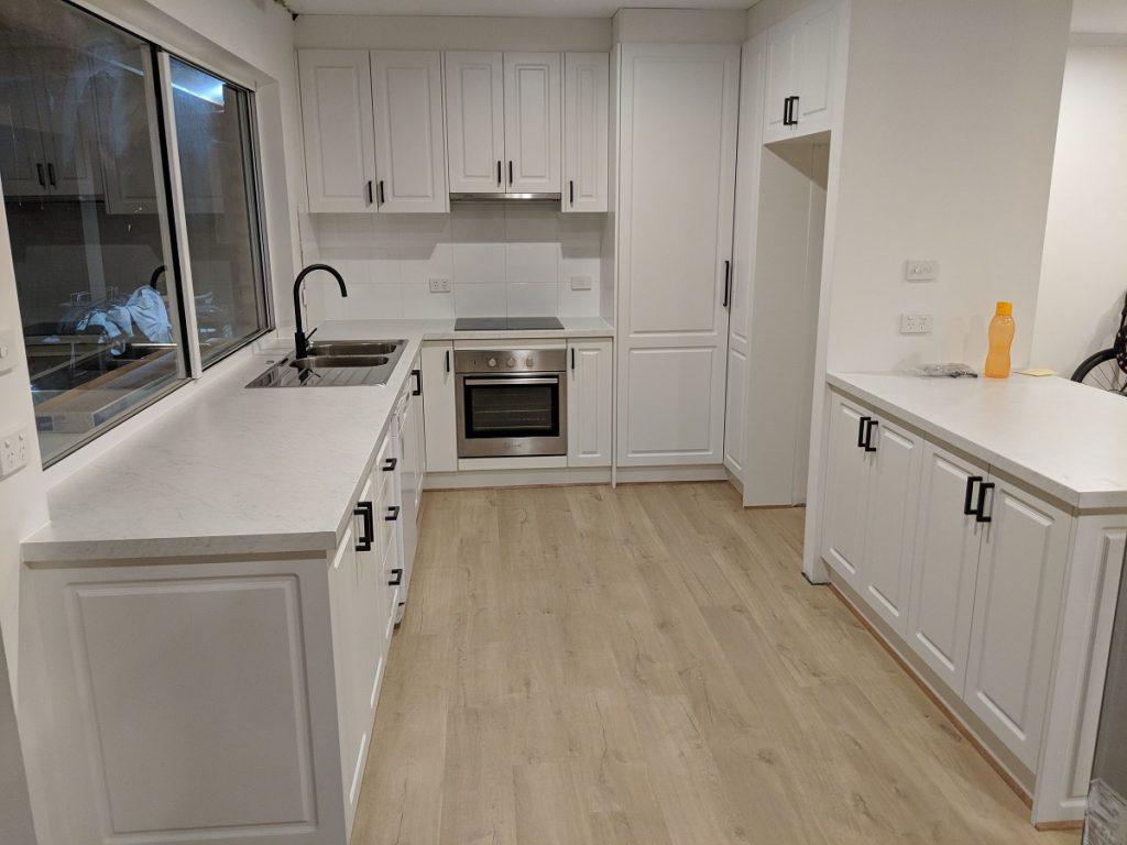Kitchen Facelift, Mount Barker