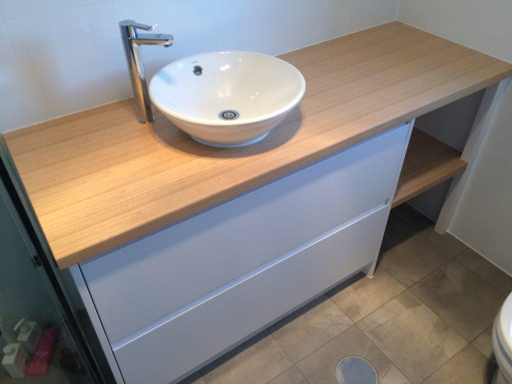 Bathroom Vanity, Longwood