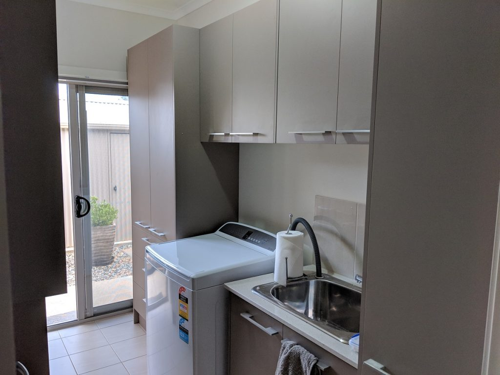 Laundry Cabinetry, Strathalbyn