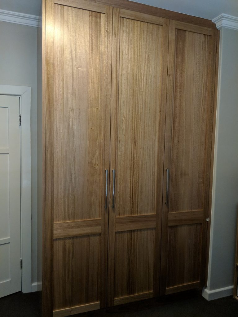 Hinged Wardrobe, Magill