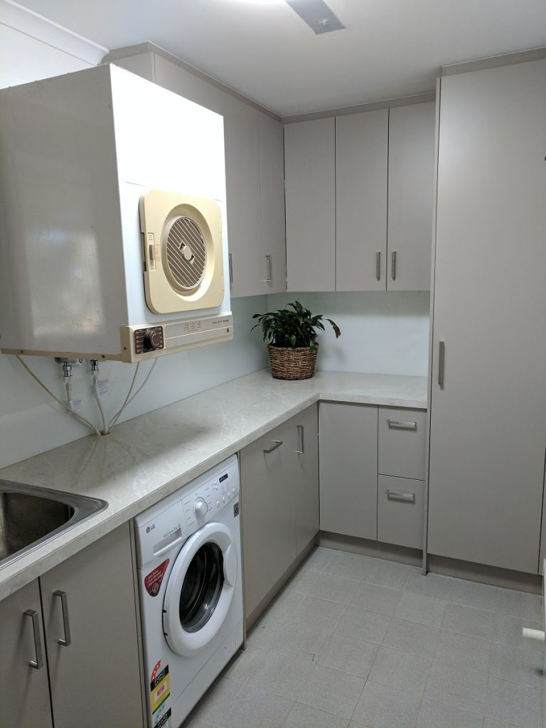Laundry Fitout, Strathalbyn