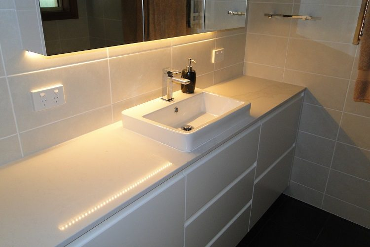 Piccadilly, Bathroom Vanity, After Transformation, Transform-A-Space