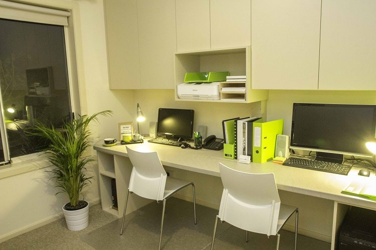 Seacombe, New Study, After Transformation, Transform-A-Space