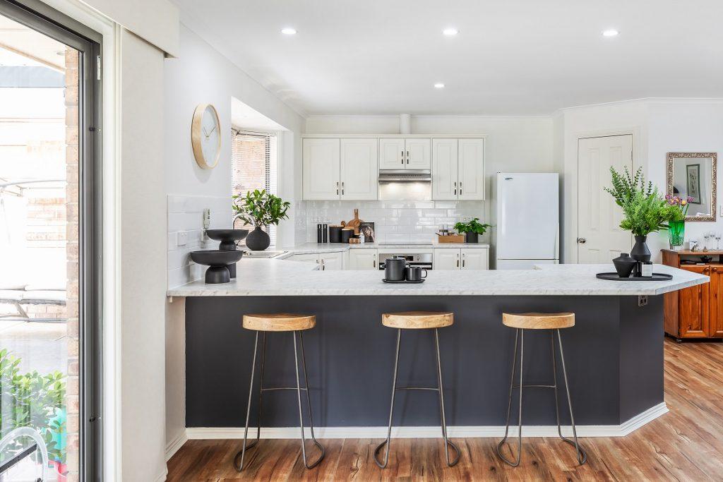 Woodside Kitchen Facelift, Transform-A-Space