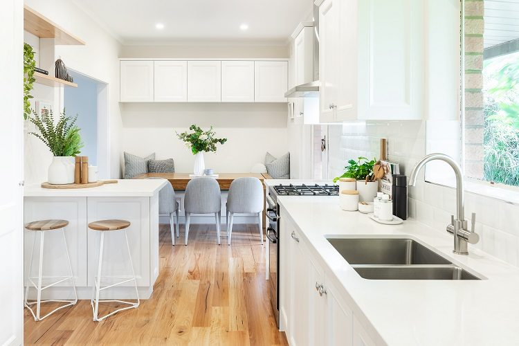Dover Gardens, Kitchen, Dining & Laundry Renovation, After Transformation, Transform-A-Space