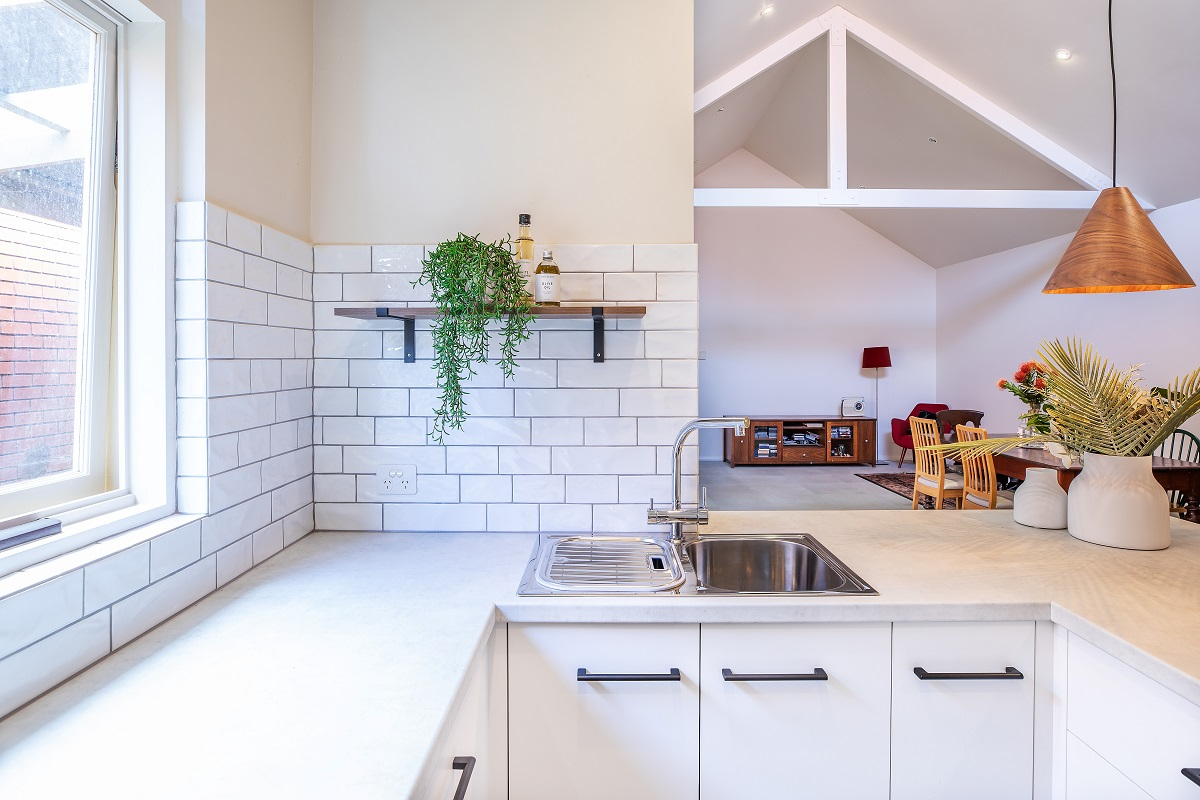Norwood, Kitchen Gallery, Transform-A-Space