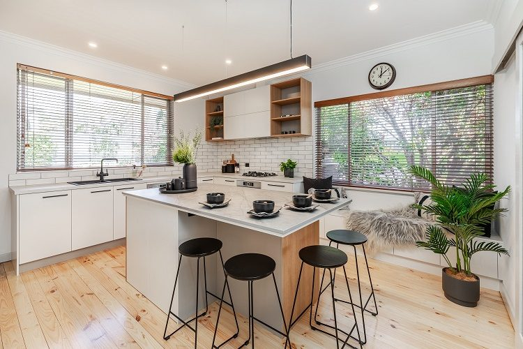 Woodforde Kitchen AFTER, Transform-a-Space