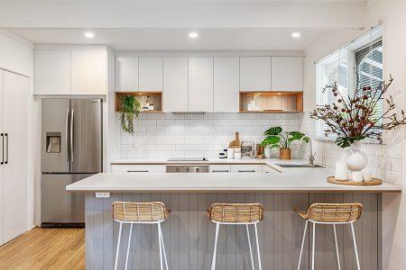New Kitchen, Bridgewater